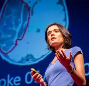 Francesca Fedeli ideatrice di FighttheStroke